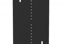 6109860 - OBO BETTERMANN Разделительная перегородка для блока питания VH (черный) (VHF-TW).