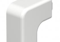6192777 - OBO BETTERMANN Крышка плоского угла кабельного канала WDK 20x20 мм (ПВХ,белый) (WDK HF20020RW).
