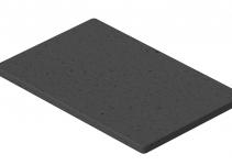 6290170 - OBO BETTERMANN Резиновая подкладка для электромонтажной колонны ISS 70x110x4 мм (резина,черный) (ISSGU70110).