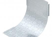 7130805 - OBO BETTERMANN Крышка вертикального внутреннего угла  90° 100мм (DBV 100 S FS).