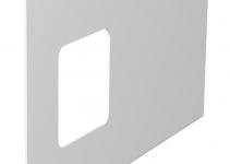 6194060 - OBO BETTERMANN Крышка для установки монтажной коробки в канале WDK 170x300 мм (ПВХ,белый) (D2-1 170RW).