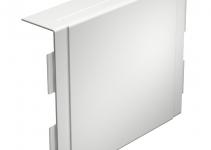 6024777 - OBO BETTERMANN Крышка T-образной секции кабельного канала WDK 60x230 мм (ПВХ,серый) (WDK HK60230GR).