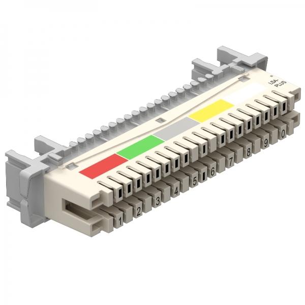 5084012 - OBO BETTERMANN Разъединительная колодка (LSA-T-LEI).