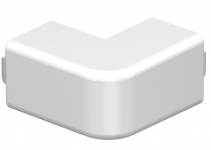 6158331 - OBO BETTERMANN Крышка внешнего угла кабельного канала WDK 20x20 мм (ПВХ,серый) (WDK HA20020GR).