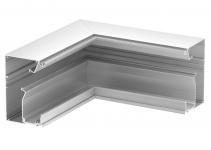 6115795 - OBO BETTERMANN Внутренний угол дизайнерского канала (алюминий) (GAD IEL).