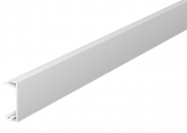 6116108 - OBO BETTERMANN Крышка кабельного канала Rapid 45 45x2000 мм (ПВХ,белый) (GEK-KOT45).