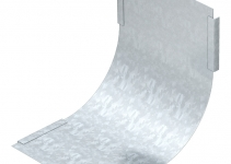 7131518 - OBO BETTERMANN Крышка внутреннего вертикального угла  90° 400мм (DBV 400 S DD).