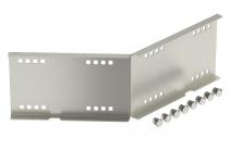 6227914 - OBO BETTERMANN Угловой соединитель 45°, внутренний 160x500 (WRWV 160 I V2A).