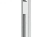 6290010 - OBO BETTERMANN Электромонтажная колонна 3,3-3,5 м 1-сторонняя 64x145x3000 мм (алюминий,белый) (ISST70140BRW).