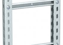 6010008 - OBO BETTERMANN Вертикальный кабельный лоток лестничного типа 400x3000мм (SLM50C40F 40 FT).