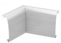 6115885 - OBO BETTERMANN Крышка внутреннего угла дизайнерского канала (алюминий) (OT I Soft EL).