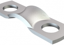 1435027 - OBO BETTERMANN Крепежная скоба (клипса) для разгрузок от натяж. 6,5мм (7901 6.5 G).