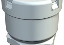 2013002 - OBO BETTERMANN Кабельный ввод плоский M20 (106 FL M20 8 19).
