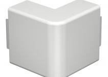 6160719 - OBO BETTERMANN Крышка внешнего угла кабельного канала WDK 40x90 мм (ПВХ,кремовый) (WDK HA40090CW).