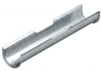 1195875 - OBO BETTERMANN Опорная пластина для U-образных зажимных скоб 50-56, 200мм (2058 LW 56).
