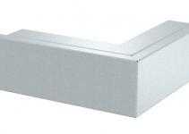 6249094 - OBO BETTERMANN Внешний угол кабельного канала LKM 40x60 мм (сталь,белый) (LKM A40060RW).