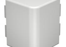 6022162 - OBO BETTERMANN Крышка внешнего угла кабельного канала WDK 60x130 мм (ПВХ,серый) (WDK HA60130GR).