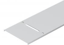 6052878 - OBO BETTERMANN Крышка кабельного листового лотка  100x3000 (DRL 100 VA4301).