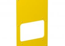 6109867 - OBO BETTERMANN Рамка для монтажа электроустановочных изделий блока питания VH 160x105 мм (желтый) (VHF-P6).