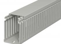 6178324 - OBO BETTERMANN Распределительный кабельный канал LKV 75x50x2000 мм (ПВХ,серый) (LKV 75050).