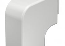 6175666 - OBO BETTERMANN Крышка плоского угла кабельного канала WDKH 40x60 мм (ABS-пластик,белый) (WDKH-F40060RW).