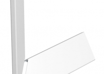 6287060 - OBO BETTERMANN Крышка плоского угла 80x300 мм (сталь,белый) (FOOP3SRW).