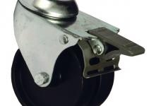 DP-KO-H2 - Ролик повышенной грузоподъемности с фиксатором для напольного шкаф Contegа - 1 шт.
