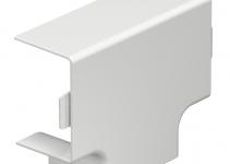 6182895 - OBO BETTERMANN Крышка Т-образной секции кабельного канала WDK 30x45 мм (ПВХ,светло-серый) (WDK HT30045LGR).