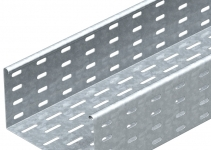6060196 - OBO BETTERMANN Кабельный листовой лоток перфорированный 110x200x3000 (MKS 120 FS).