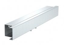 6249256 - OBO BETTERMANN T-образная секция с крышкой для кабельного канала LKM 40x40 мм (сталь,белый) (LKM T40040RW).