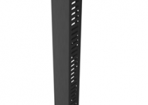 DP-VP-VR-33  - Вертикальный кабельный организатор с пластиковым каналом, 33U