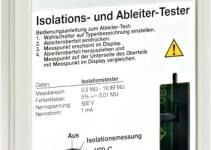 5096812 - OBO BETTERMANN Устройство для тестирования УЗИП (устройство защиты от импулсных перенапряжений -
