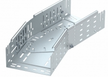 6040680 - OBO BETTERMANN Секция регулируемая 110x100 (RBMV 110 FS).