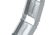 7080107 - OBO BETTERMANN Вертикальный регулируемый угол 85x100 (RGBV 810 FT).