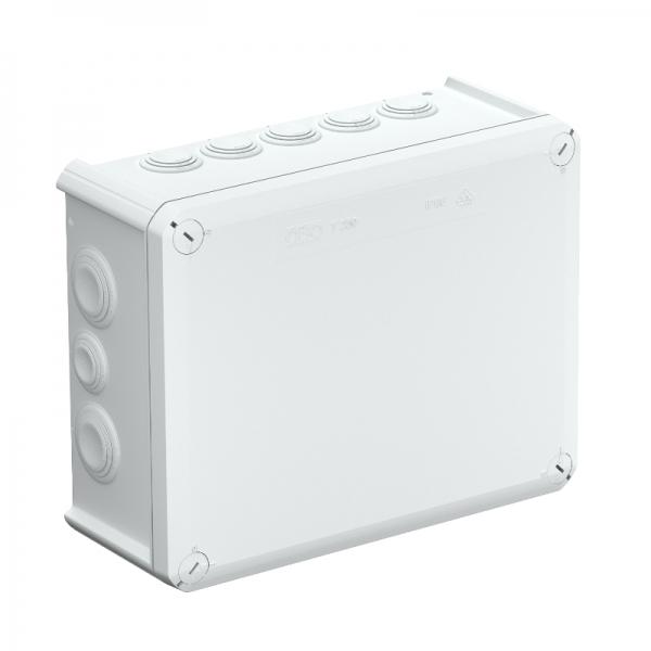 2007657 - OBO BETTERMANN Распределительная коробка 240x190x95 (T 250 RO-LGR).