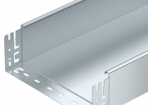 6059388 - OBO BETTERMANN Кабельный листовой лоток неперфорированный 110x300x3050 (MKSMU 130 FS).