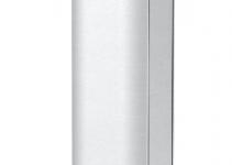 6289980 - OBO BETTERMANN Электромонтажная миниколонна 0,68 м 2-х сторонняя Modul45 130x80x676 мм (алюминий,белый) (ISSDHSM45RW).