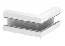 6277610 - OBO BETTERMANN Внешний угол кабельного канала Rapid 80 нерегулируемый 70x170 мм (сталь,белый) (GS-SA70170RW).