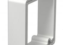6249865 - OBO BETTERMANN Кольцо для защиты кромок LKM 80x80 мм (серый) (KSR80080).