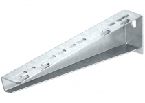 6424624 - OBO BETTERMANN Кронштейн для проволочных лотков 410мм (MWAG 12 41 FS).