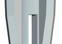 2347261 - OBO BETTERMANN Дюбель 8x50мм (910 GD 8x50).