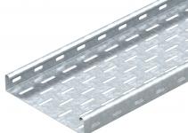 6053637 - OBO BETTERMANN Кабельный листовой лоток перфорированный 35x300x3000 (MKS 330 FS).