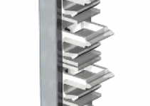 6288066 - OBO BETTERMANN Соединитель профилей вертикальный (875 мм) (PVV N2 875).