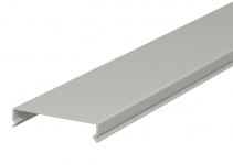 6178510 - OBO BETTERMANN Крышка кабельного канала LKV 75 мм (ПВХ,серый) (LKV D 75).