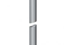 5401836 - OBO BETTERMANN Молниеприемный стержень  2 м (101 ALU-2000).