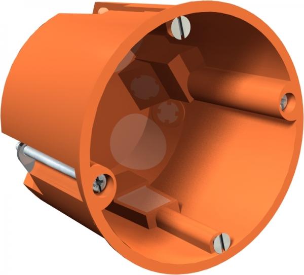 2003619 - OBO BETTERMANN Монтажная коробка для полых стен Ø68мм, H61мм (HV 60 MW).