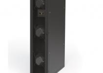 AC-TXC-42-40/120-BOW-130000000 - Кондиционер CoolTeg Plus XC (непосредственного охлаждения, компрессор во внутреннем блоке), с электронно-коммутируемыми вентиляторами;  открытая архитектура охлаждения,ВхШхГ:42Uх400х1200 мм, без дисплея; встроенный пароувл