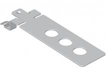 7425140 - OBO BETTERMANN Анкерная пластина для стяжки для кабельных каналов OKA-G/W (сталь) (EA3 6).