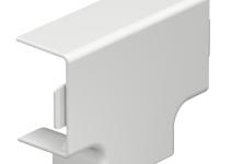 6161952 - OBO BETTERMANN Крышка T-образной секции кабельного канала WDK 25x40 мм (ПВХ,кремовый) (WDK HT25040CW).