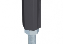 7424844 - OBO BETTERMANN Регулируемая по высоте опора (сталь) (NE DSU2 10075).
